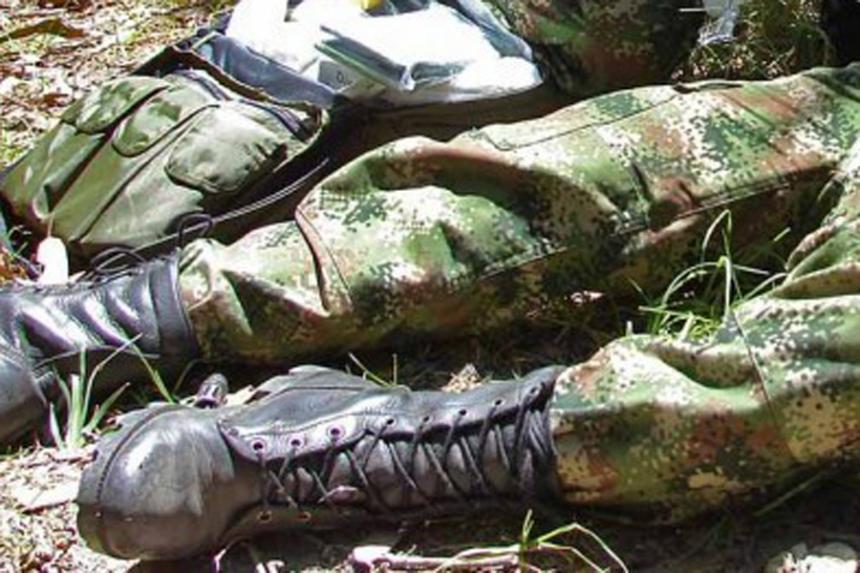 Dos infantes de Marina fueron asesinados por presuntos disidentes de las Farc