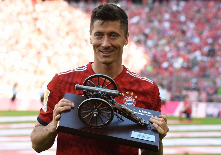 Vidal celebró con Luksic el título del Bayern Munich