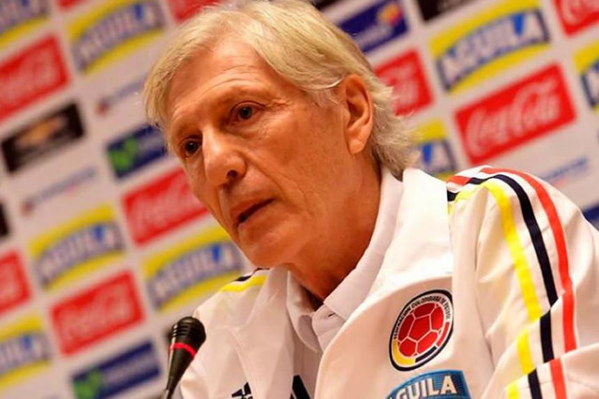 Pekerman convocó a seis jugadores de la Superliga — Colombia