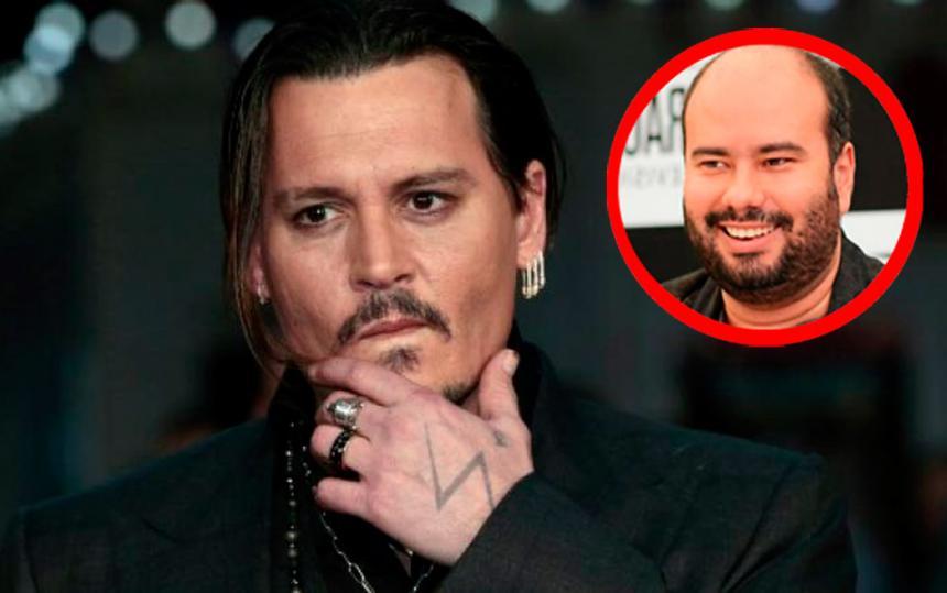 ¿Johnny Depp y Ciro Guerra, trabajando juntos?