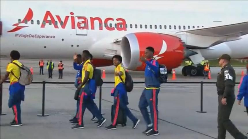 Colombia igualó 0-0 en el amistoso con Egipto