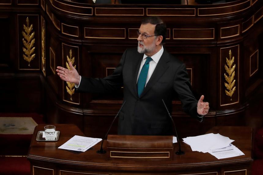 Pedro Sánchez sustituye a Mariano Rajoy como presidente de España