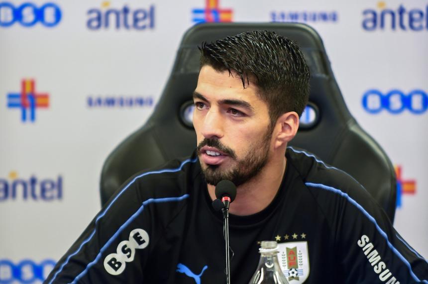 Luis Suarez se emocionó al hablar de un ex jugador de Boca