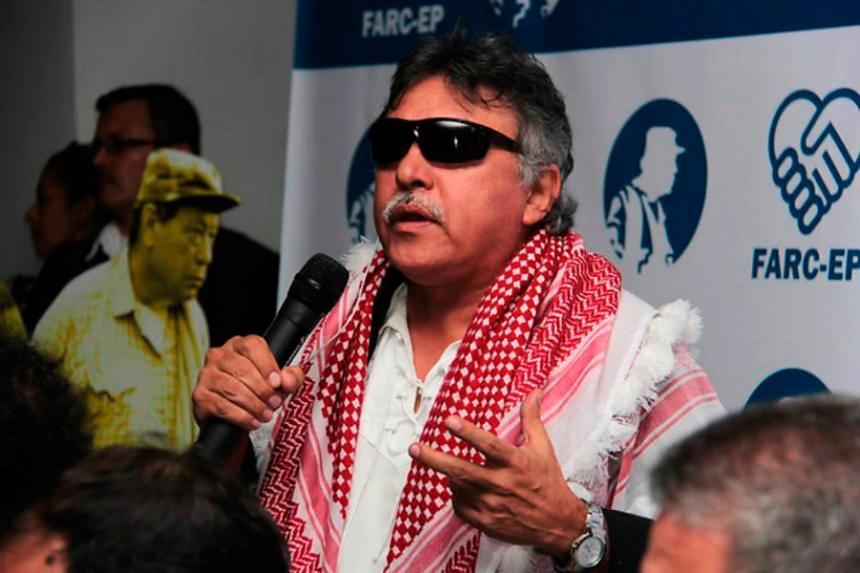 Gobierno recibió formalmente la solicitud de extradición contra Jesús Santrich