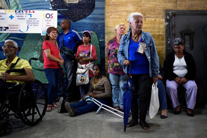 Venezuela acuerda entrega de medicamentos con la OPS