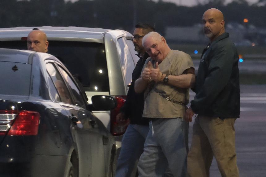Extradita a Panamá a ex presidente Ricardo Martinelli
