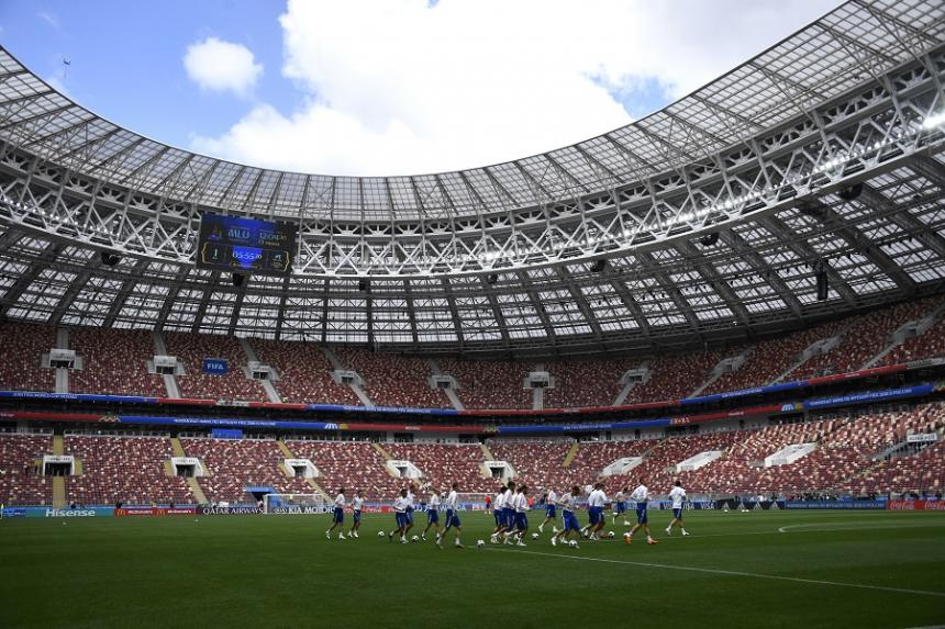 Rueda el balón en Rusia !inicia la fiesta!