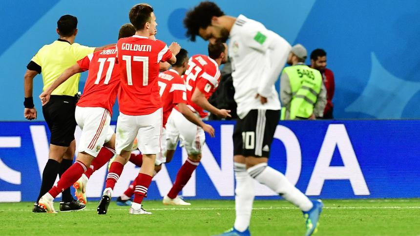 Repetición del Uruguay vs. Arabia Saudita
