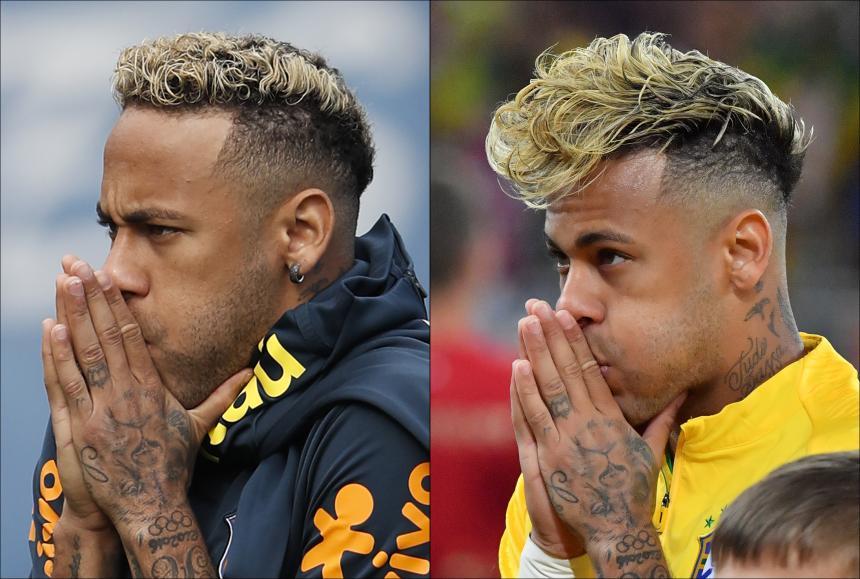 Nombre del corte de pelo de neymar