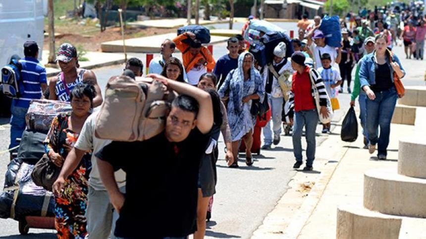 EE UU tiene 27.000 solicitudes de asilo de ciudadanos venezolanos