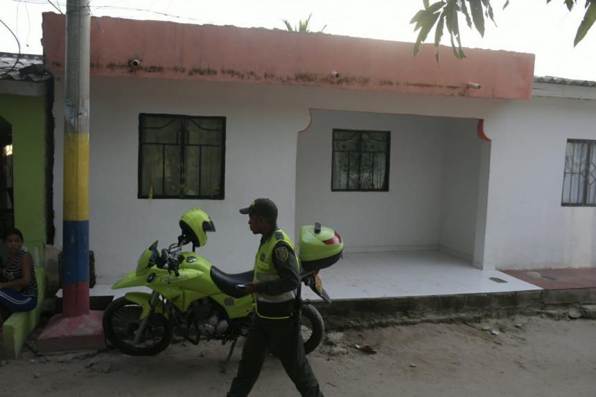 Asesinan a defensor ciudadano en Palmar de Varela, Atlántico