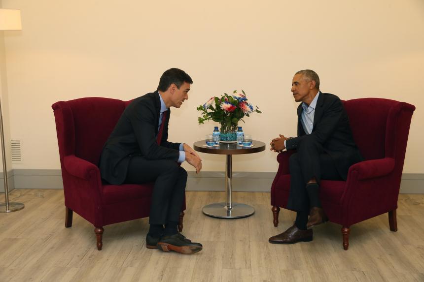 ¿Cómo saber si es la indicada? Barack Obama tiene el mejor consejo