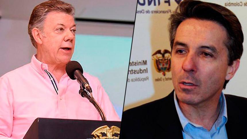 Centro Democrático pide reabrir investigación contra presidente Santos
