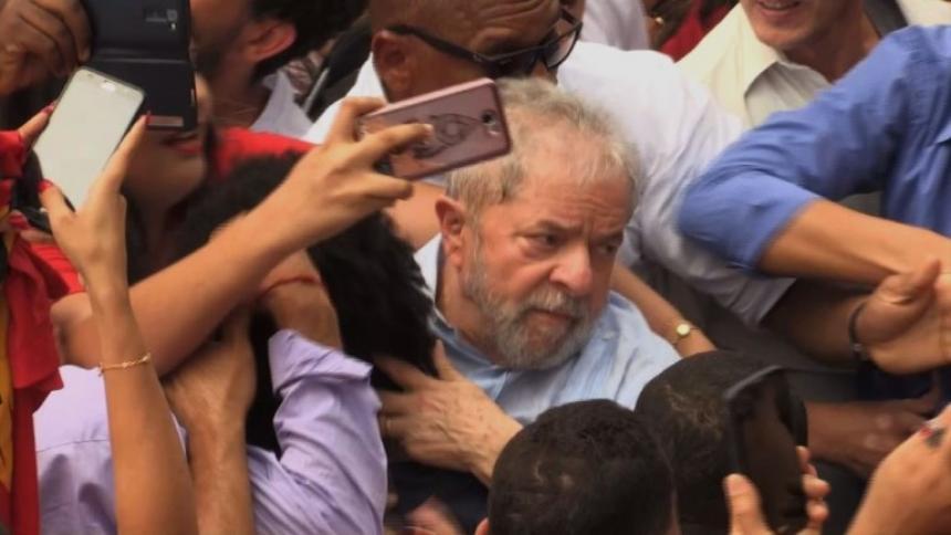 Tribunal de apelación ordena la liberación del expresidente Lula da Silva