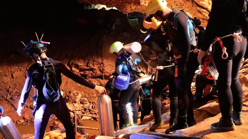Tailandia: ¿Cómo están de salud los niños rescatados de la caverna?