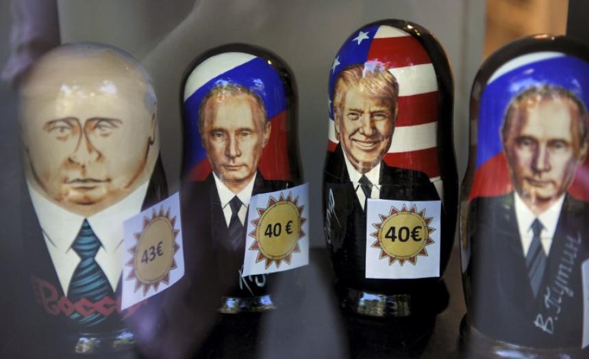 Putin anunció a Trump su disposición para prorrogar el tratado antinuclear