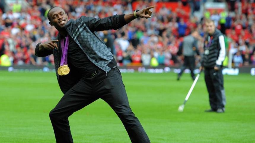 Usain Bolt podría iniciar su carrera como futbolista profesional en club australiano