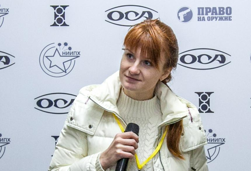 Acusa a joven rusa de ser agente conspirativo