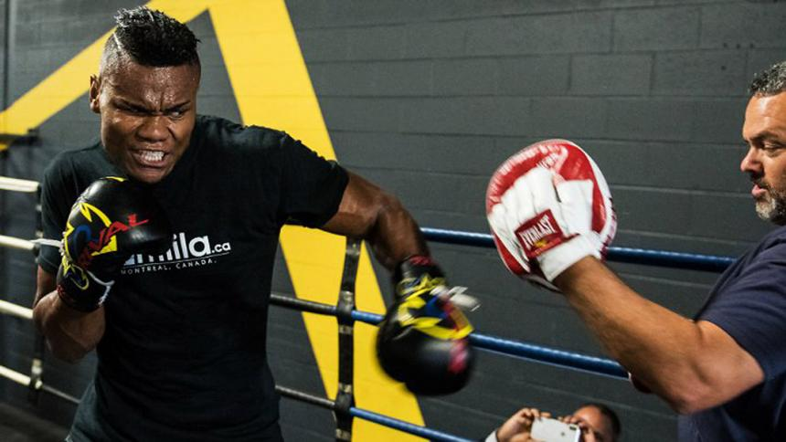 Histórico triunfo del boxeador colombiano Eléider Álvarez | Otros deportes