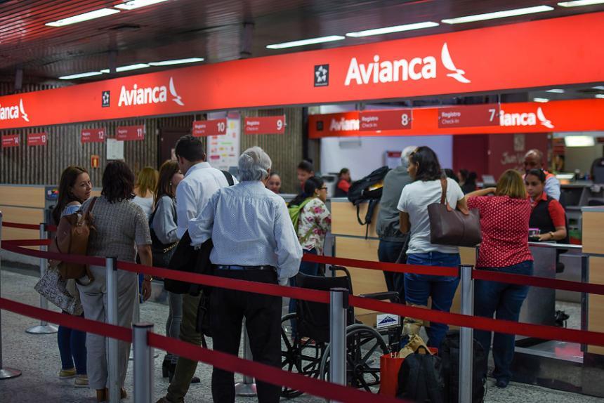 Avianca cancela vuelos programados para este miércoles