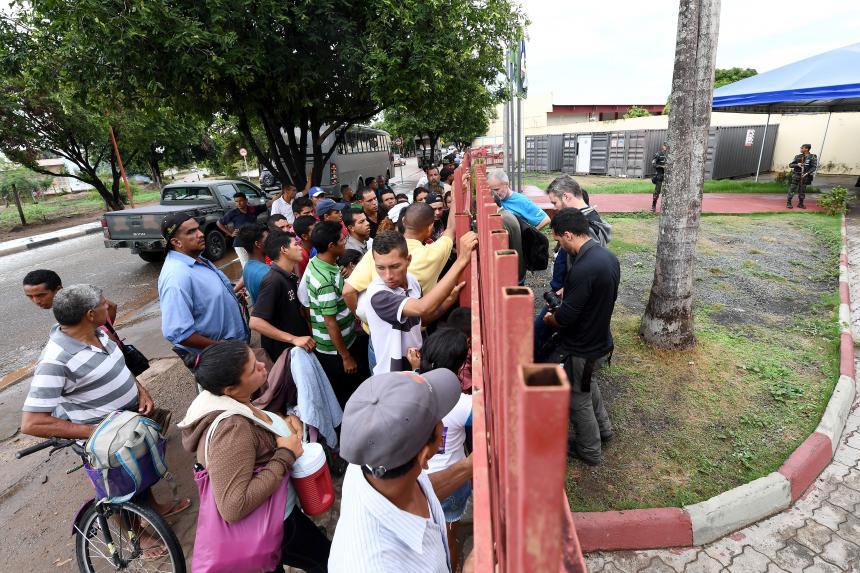 Tribunal Supremo de Brasil rechaza cerrar frontera con Venezuela