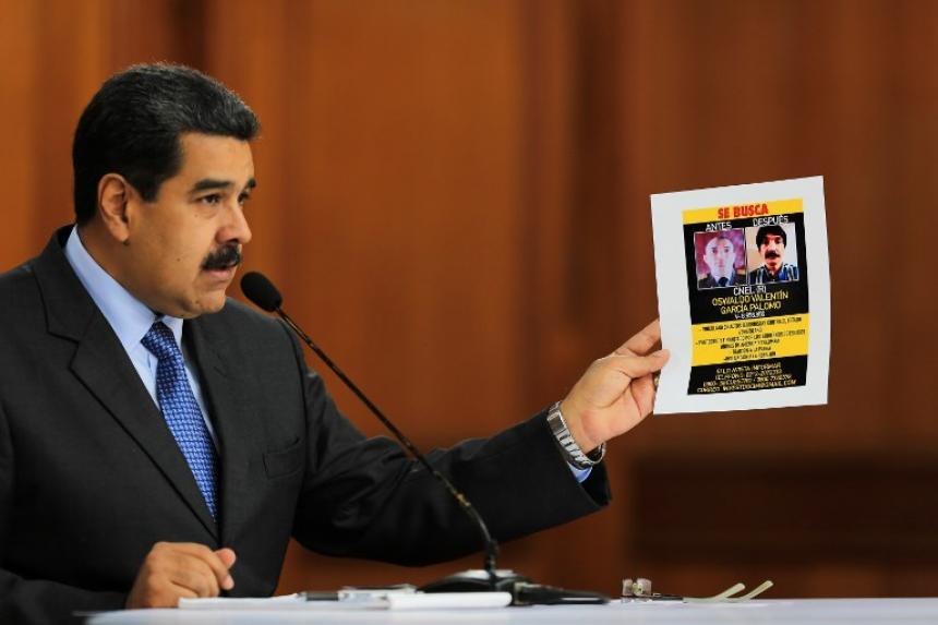 #Video Detienen a diputado opositor en Venezuela