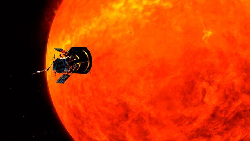 La NASA enviará una sonda a la corona solar