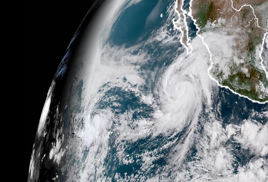 Podría haber menos huracanes esta temporada, dice la NOAA