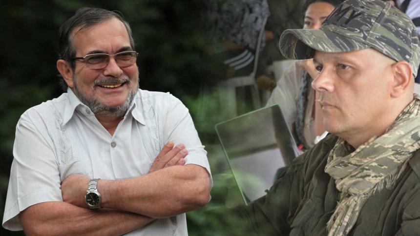 Partido político FARC desconoce el paradero de varios exguerrilleros
