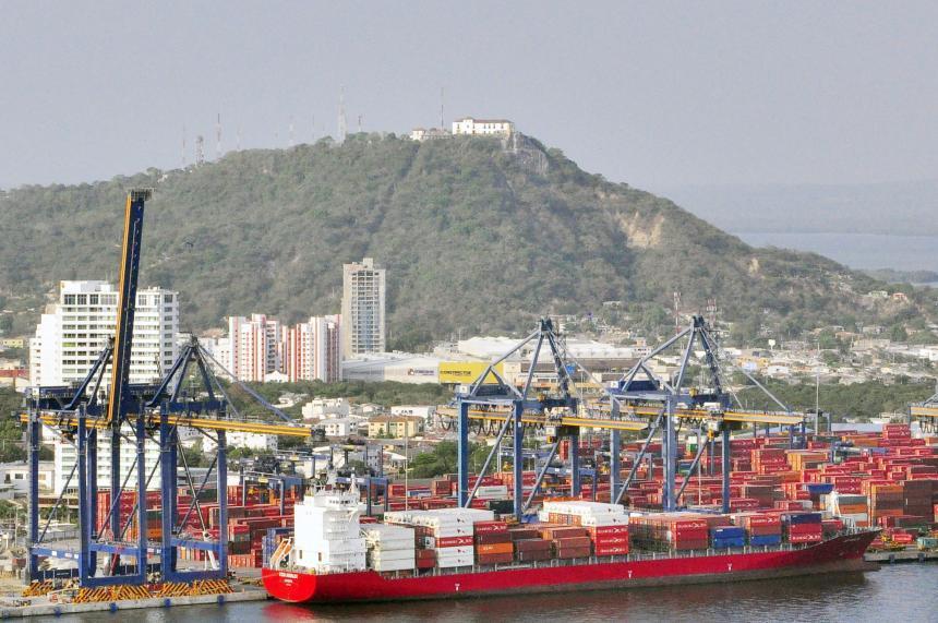En julio, ventas colombianas al mundo sumaron unos US$3.604 millones