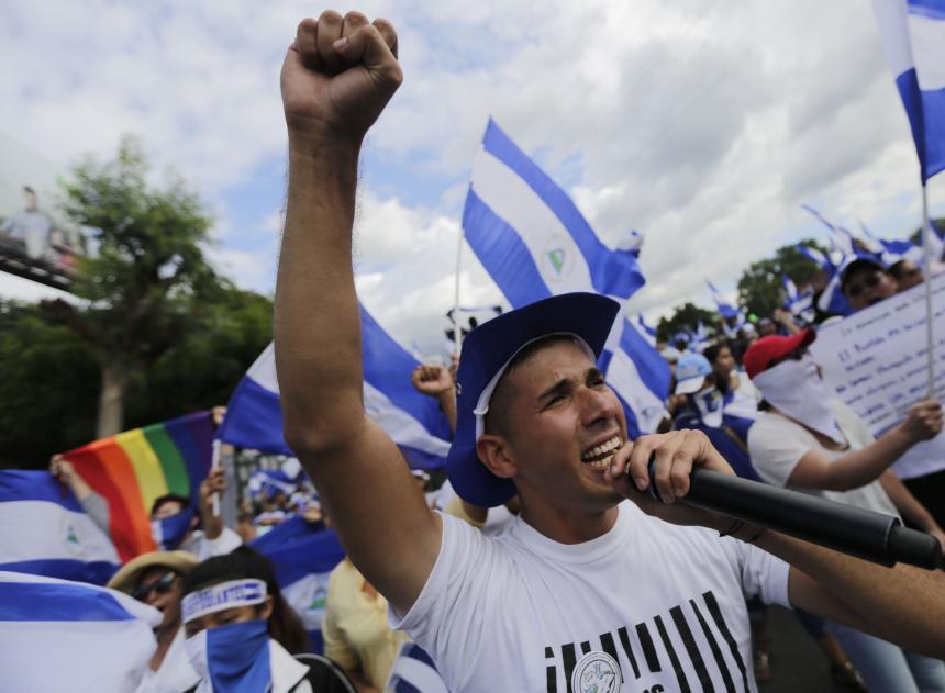 Periodistas nicaragüenses rechazan ataques contra la libertad de expresión