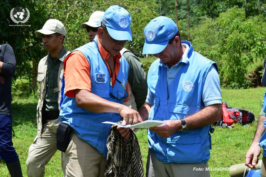 ONU confirmó que seis exlíderes de la FARC abandonaron zonas de paz