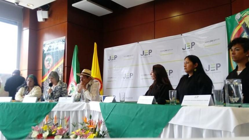 Funcionarios de JEP habrían ocultado salida de ex-Farc de regiones
