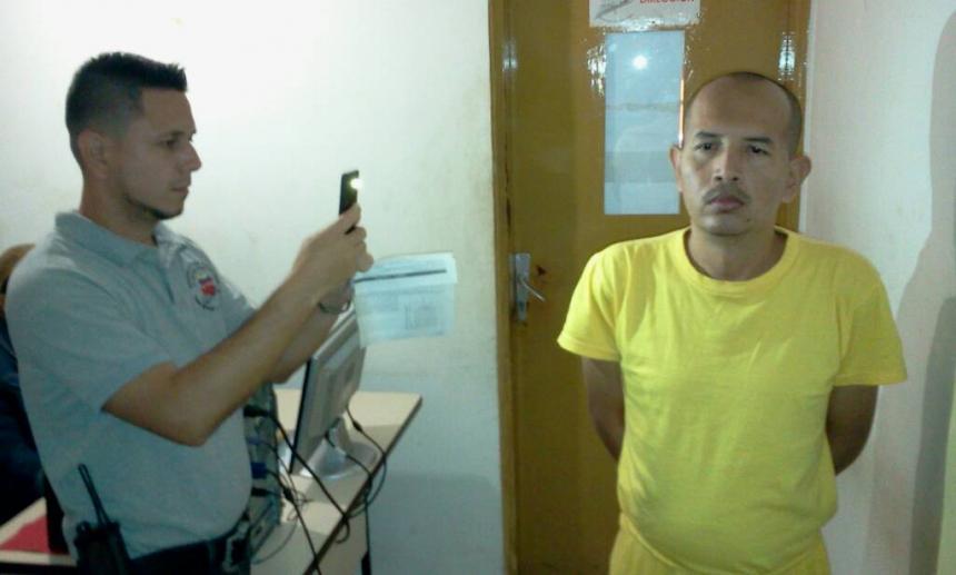 Deportado de Venezuela, 'El Lobo Feroz'