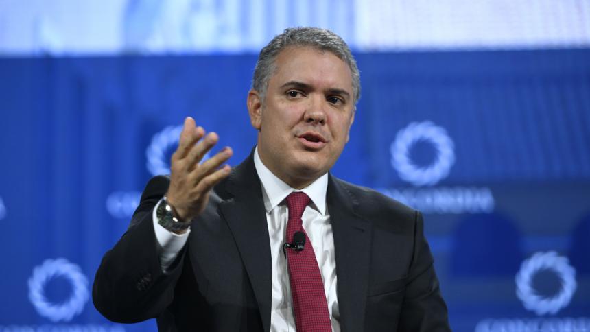 Presidente colombiano: Venezuela no puede ser garante en diálogos de paz