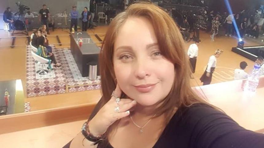 Ana Victoria Beltrán está embarazada