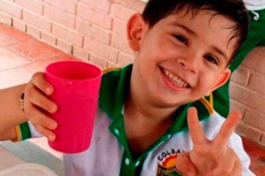 Liberan con vida a un niño colombiano que estaba secuestrado