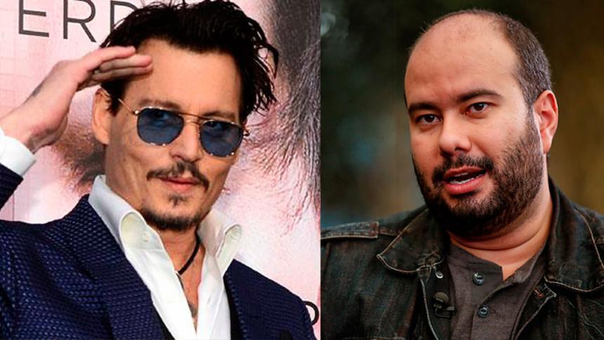 Johnny Depp estará en la próxima película de Ciro Guerra