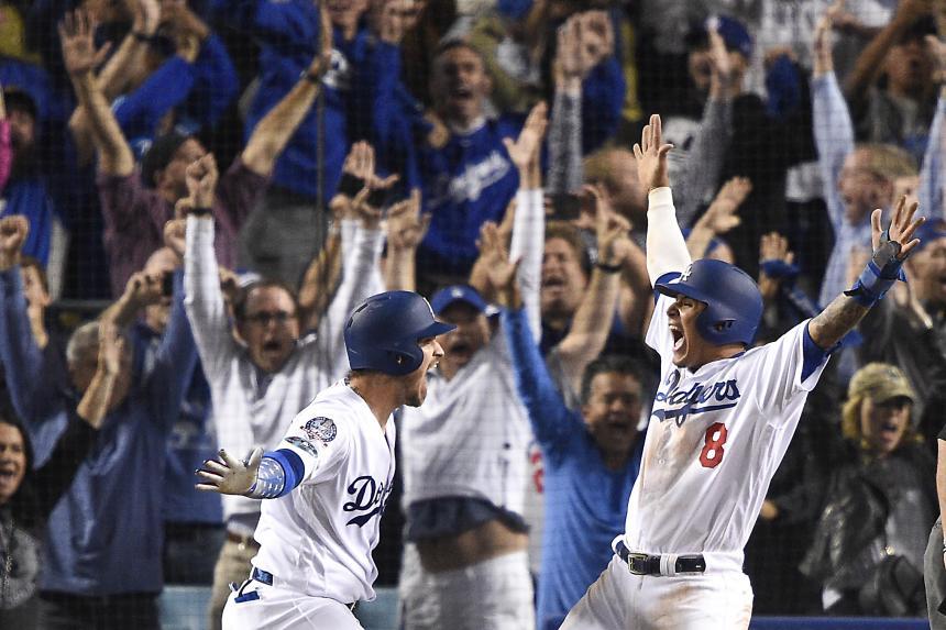 Kershaw coloca a los Dodgers a una victoria de la Serie Mundial
