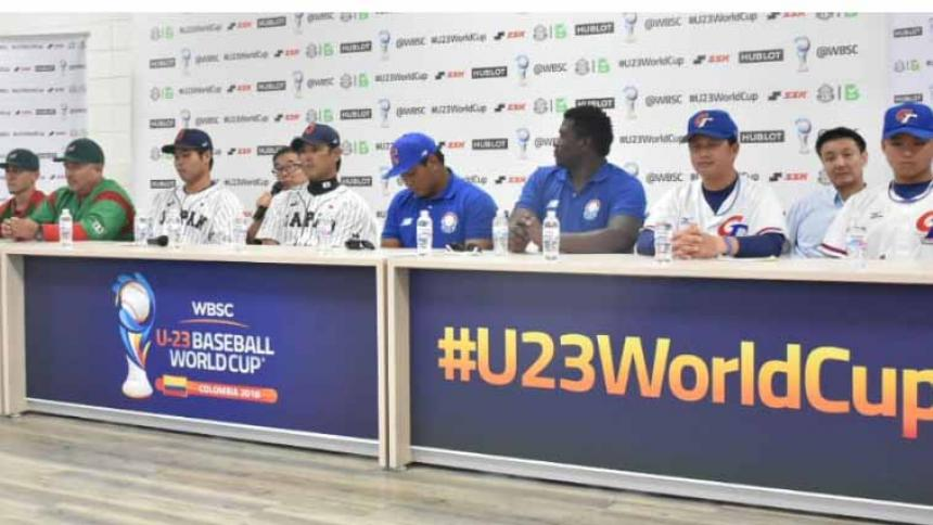 Así es la Copa Mundial de Beisbol sub-23
