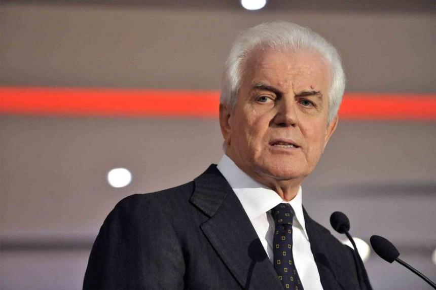 Murió Gilberto Benetton, uno de los fundadores de la firma Benetton