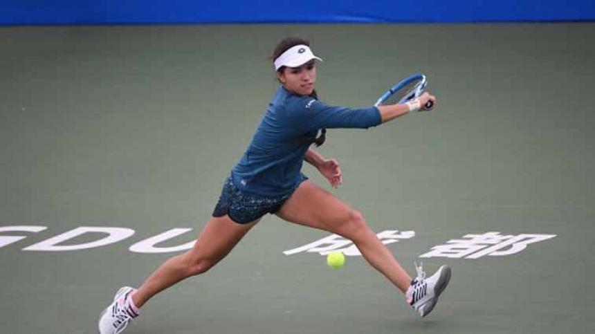 María Camila Osorio, finalista del ITF Juniors Másters en China
