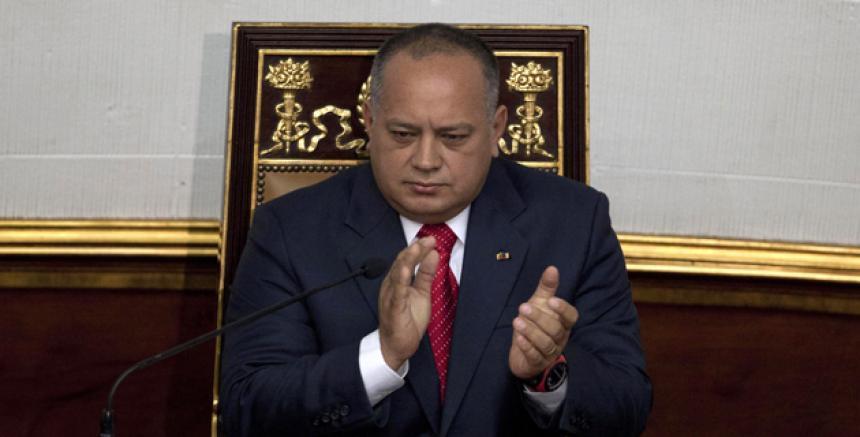 Hay una guerra contra Venezuela desde todos los frentes — Cabello