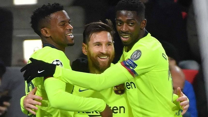En VIVO: PSV vs Barcelona por la Champions League