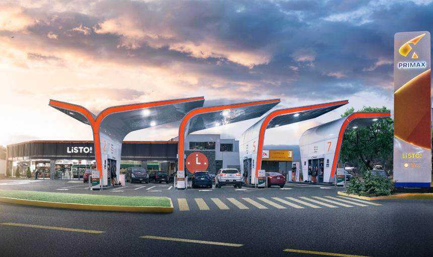 Primax adquiere 740 estaciones de servicio en Colombia