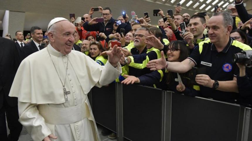 Tomada de Vatican News.