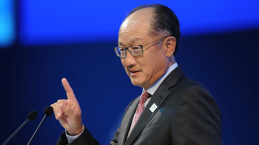 Dimite abruptamente el presidente del Banco Mundial