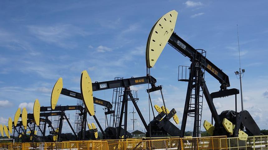 Hallan petróleo en pozo de zona central colombiana