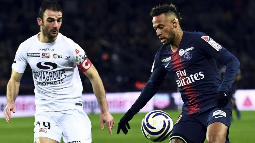 Sorpresa en la Copa de la Liga de Francia, eliminado el PSG