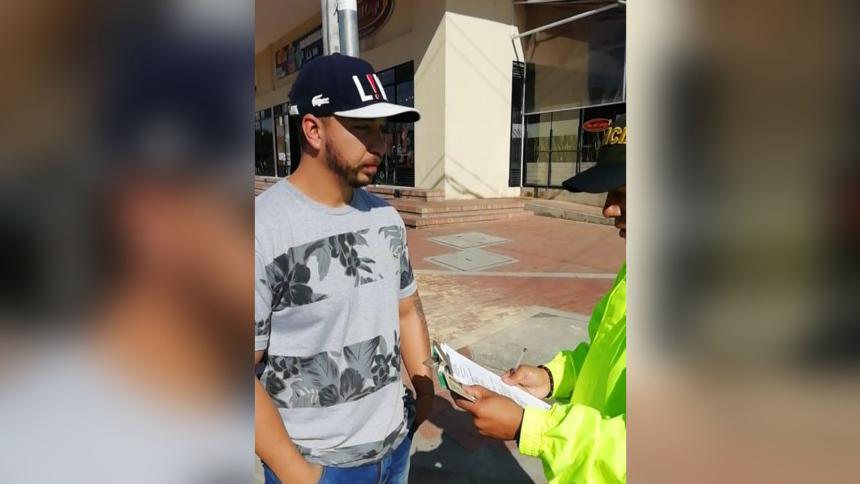 Junior Martínez, cantante vallenato señalado de exportar droga además de canciones